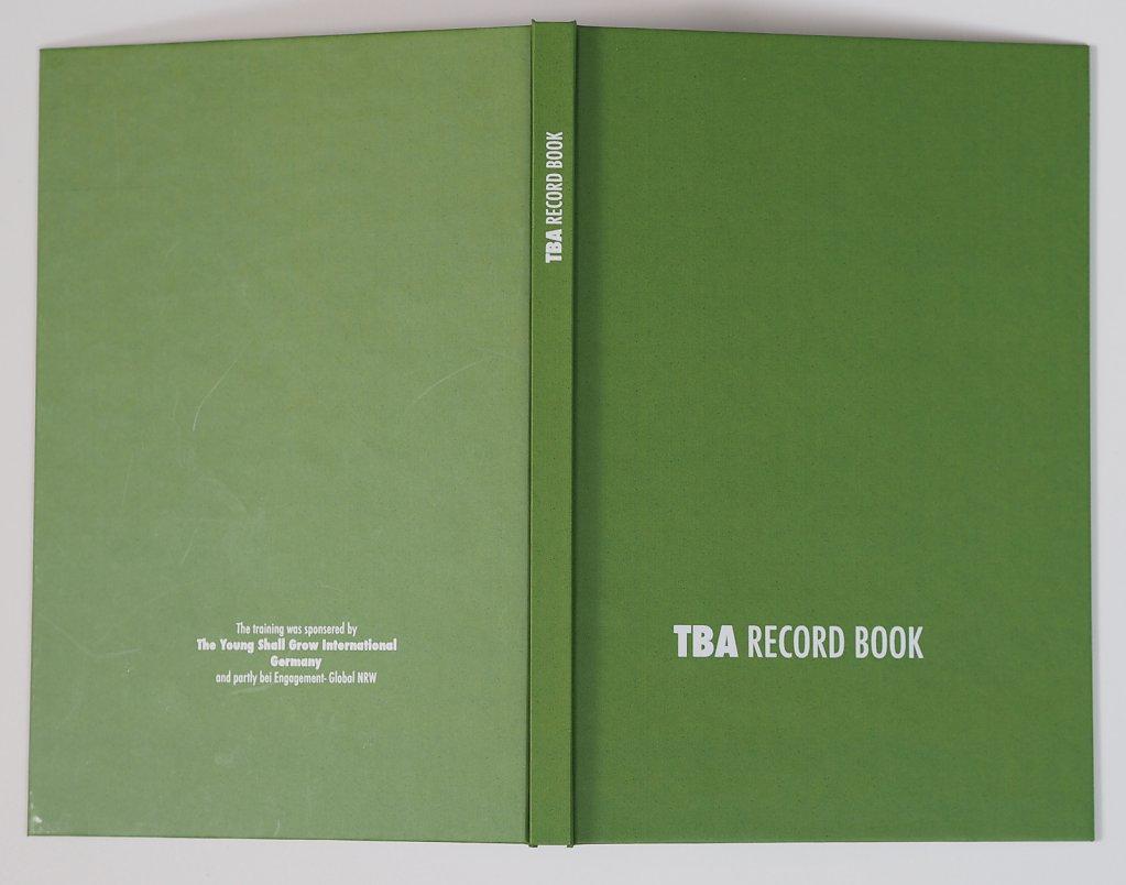 TBA Record Book