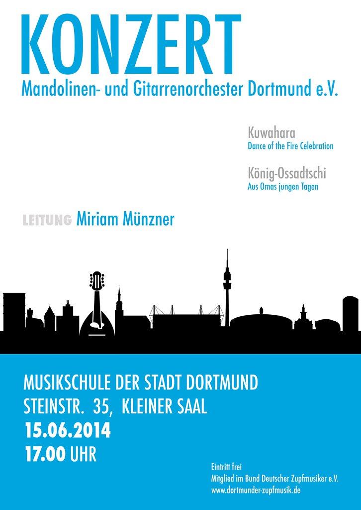 Mandolinen- und Gitarrenorchester Dortmund